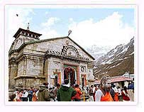 Temple, Kedarnath